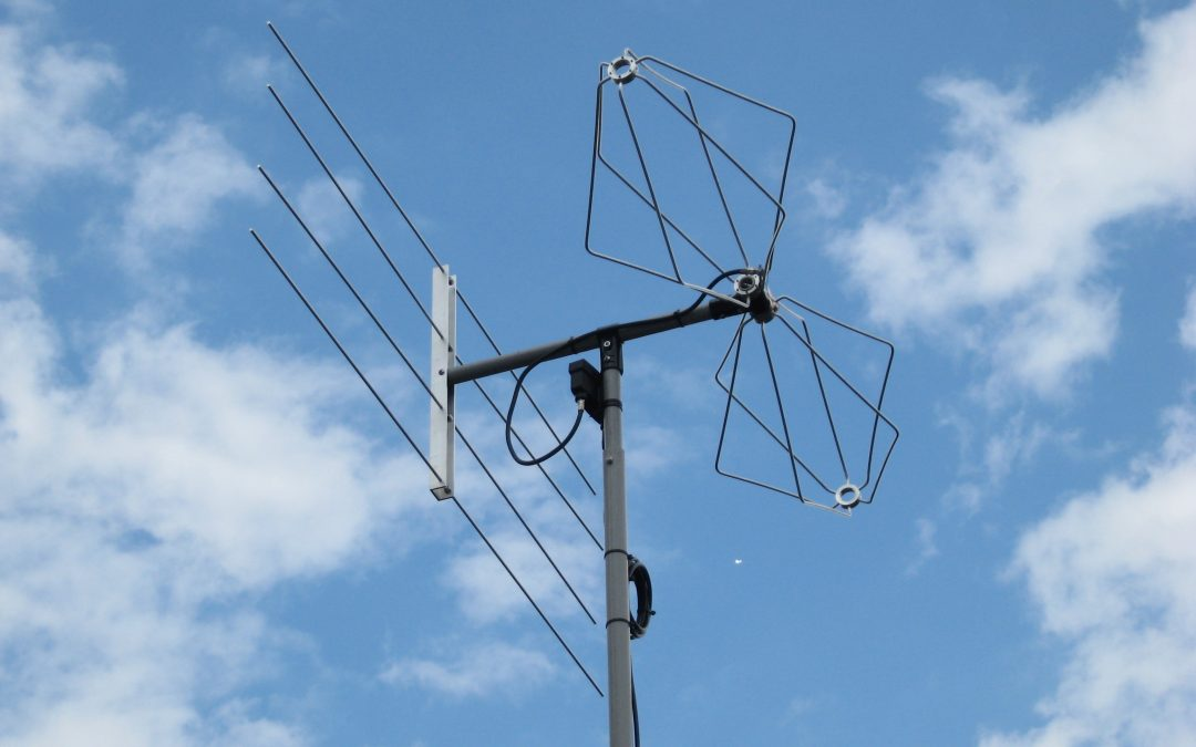 Announcing the MaxRange TV Antenna!